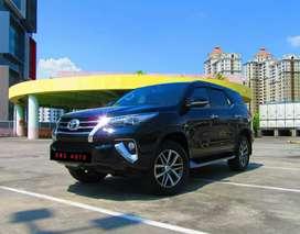 Toyota Fortuner VRZ AT Diesel 2016 Tangan Pertama