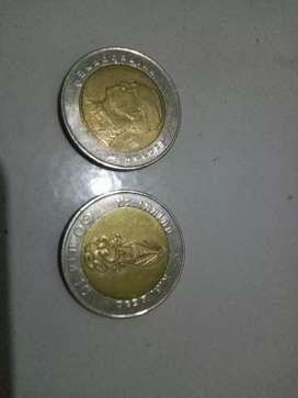 Uang koin kuno luar negeri