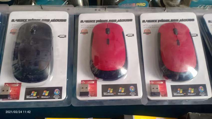 USB Wireless computer laptop Mouse