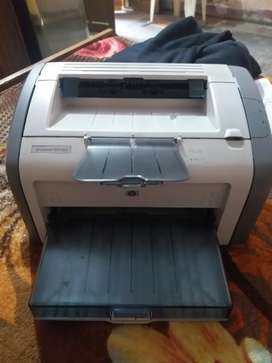 Hp laser printer 1020plus