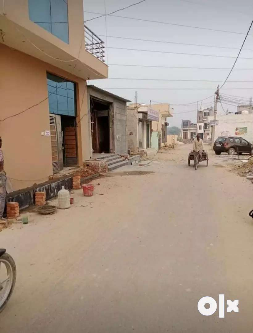 Pay 10% Defence colony sohna road plot for sell and start house work 0