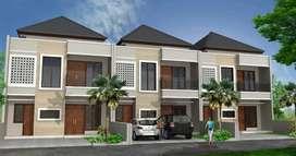 Town house Mewah inden di Bintaro Veteran Jakarta Selatan