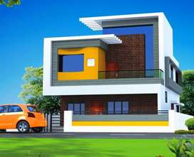 2 bhk with land only for 38 lack