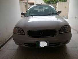 Home Used Baleno Car FOr sale