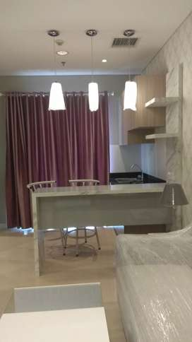 For Rent Apartment 2BR Fully Furnished at Madison Park.