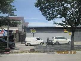 Rumah Gudang 1000 m2 di jl. Supriadi raya Semarang