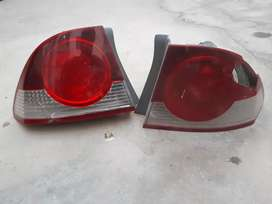 Honda civic Reborn fender back lights