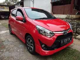 Toyota Agya G TRD Matic 2017 TDP Minim 7.500.000 Nego