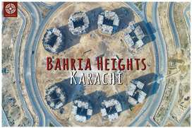 Bahria Heights 2 Bed Spacious Apartment In Just 50 Lacs