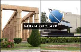 8 Marla Residential Plot For Sale (Bahria Orchard Lahore)