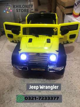 new jeep for kids 2021 imported