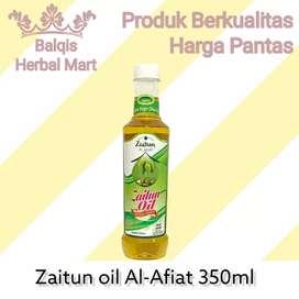 Minyak Zaitun Al Afiat 350ml Extra Virgin Olive Oil