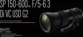SP 150-600mm F/5-6.3 Di VC USD G2 Nikon F Mount
