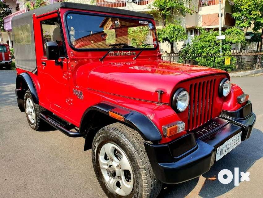 Mahindra Thar CRDe 4x4 AC, 2016, Diesel 0
