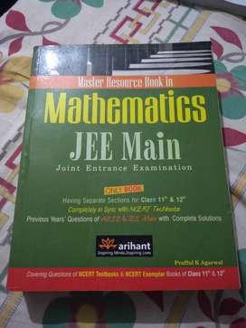 Mathematics JEE main