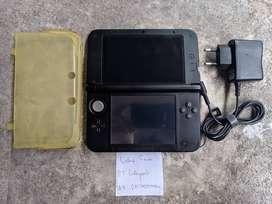Nintendo 3DS XL Black Plus Case 0