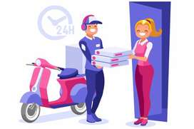 Wanted immediately food delivery boys in Bhadrachalam