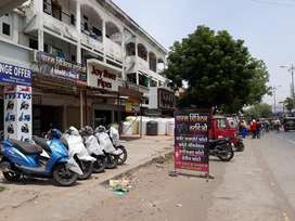 Road Touch Commercial Shop for sale at  Bheem chowk Jaripatka