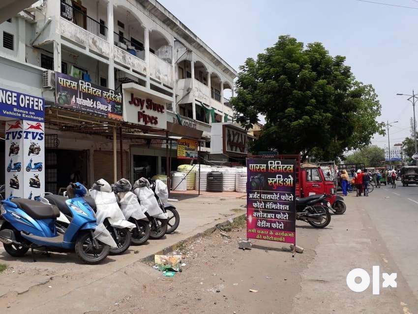 Road Touch Commercial Shop for sale at  Bheem chowk Jaripatka 0