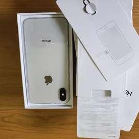 Iphone x 256gb mulus 98% resmi inter