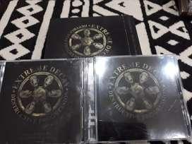 CD Extreme Decay  Destruction Progression