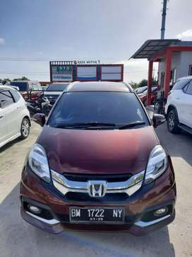 Mobilio 2015 RS matic. Km 70rb