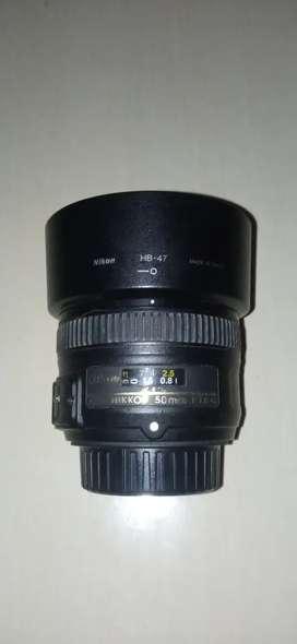 Jual kamera Nikon D5300 + lensa lensa