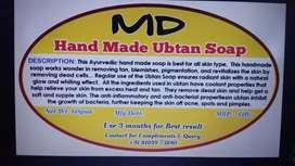 Ubtan soap