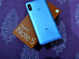 Redmi Note 5 PRO PTA + 18W Fast Charger