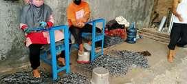 besi cakarayam &begel Rp10500/kg