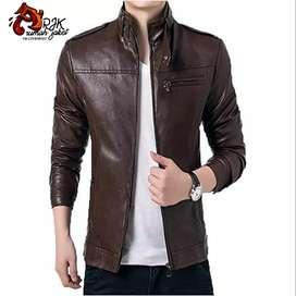 Jaket kulit asli & semi kulit