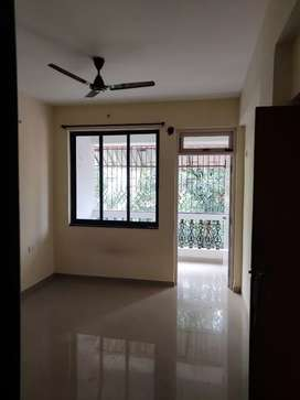 1 bhk flat for rent in gated complex with lift and parking available