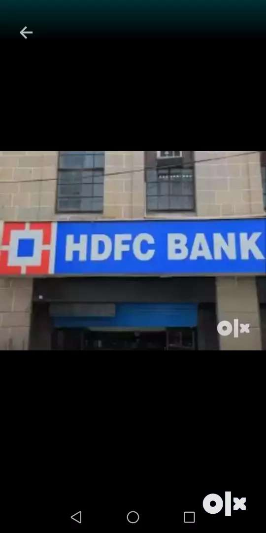 Hiring for hdfc bank payroll male and female candidate 0
