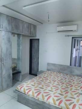 2 bhk new  house nana main road furnish