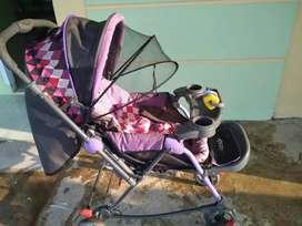 Dijual Stroller Pliko Murah