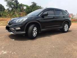 Honda CRV 2.0 2015 AT black
