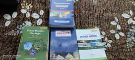 FIITJEE 11th and 12th modules, archive,GMP, workbook(total 100 books)