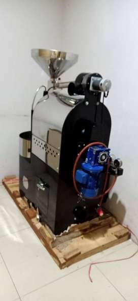 Mesin Roasting Biji Kopi 6kg (baru 1x pakai) merk william edison