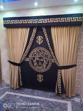 Curtains and blinds quick service in Lahore and out city's