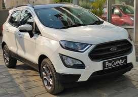 Ford Ecosport S Petrol, 2020, Petrol