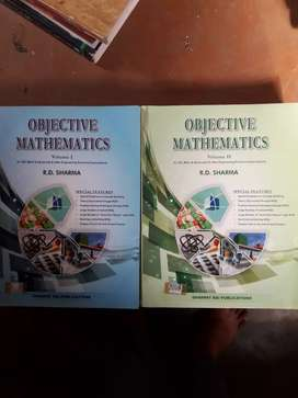 Objective mathematics R.D.sharma for jee mains & advance
