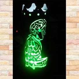 Lampu Hias /lampu dinding/lampu gantung handmade pvc Lampu duduk