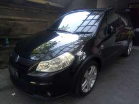 SX4 Xover Crossover 2009 Matic