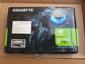 Gigabite nvidia Geforce G710  2gb Graphic card