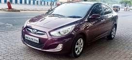 Hyundai Verna Fluidic 1.4 CRDi EX, 2012, Diesel