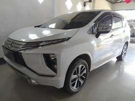 Mitsubishi xpander ultimate tahun 2018 matik putih