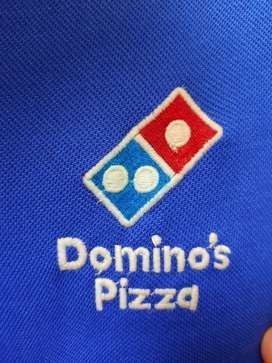 Domino's required delivery boys in Vaishali Nagar