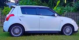 Suzuki swift GT 3 manual 2012 putih