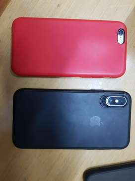 Urgent!! Iphone x & 6s
