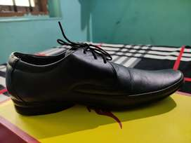 one day used shoe